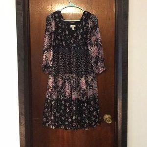 Prairie Flower Dress - Ann Taylor Loft (8)